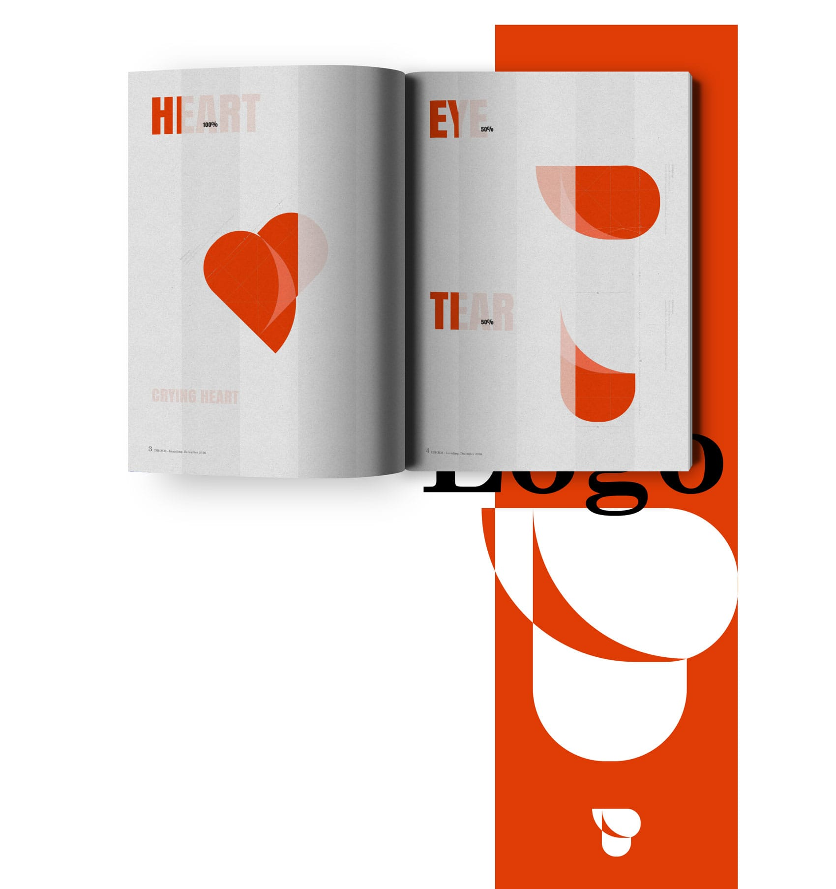 USHMM logo concept illustration